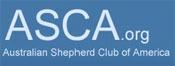 Australian Shepherd Club of America - ASCA